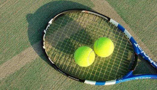 テニスラケット フェイス面の大きさの選び方【90、100、110のどれにすれば良いのか?】